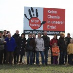 Stop Fracking Drensteinfurt