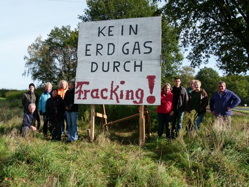 IG Neustadt am Rübenberge / IG NRÜ gegen Fracking