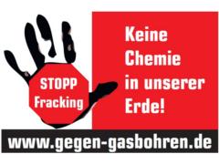 "Logo  Interessengemeinschaften ""Gegen Gasbohren"""