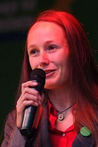 Staatssekretärin Ingrid Nestle (Foto: Arne List)