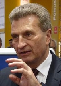Günther Oettinger (Foto: RudolfSimon)