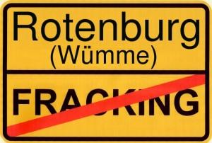 Kein Fracking in Rotenburg/Wümme (Grafik: Carin Schomann @bohrplatz.org)