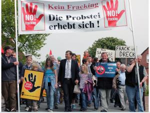 Bei dem Slogan kann auch die Plöner CDU mit, hier in Person des Kandidaten Werner Kalinka