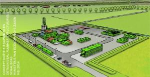 Putzig wie bei Playmobil: Fracking in der amtlichen Vorstellung des niederländischen Wirtschaftsministeriums