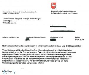 Nds_Erlass_Frackinggenehmigungen