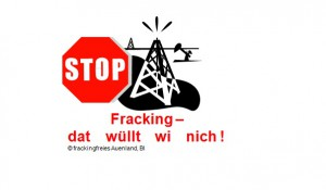 Logo der BI Frackingfreies Auenland i. Gr.