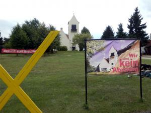 Kirche in Kerkwitz