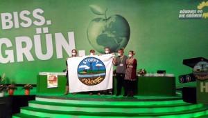Grüne Jugend beim Bundesparteitag am 22.10.2014 in Hamburg