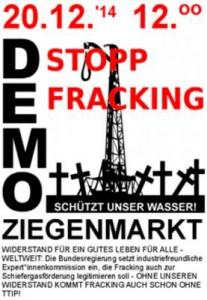 Demoaufruf Bremen 20.12.2014