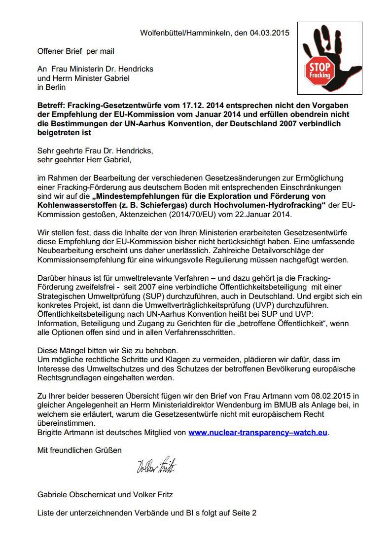 Offener Brief  an Hendricks u.Gabriel Aarhus u. Frackinggesetze III.04.03.15VF-2jpg_Page1