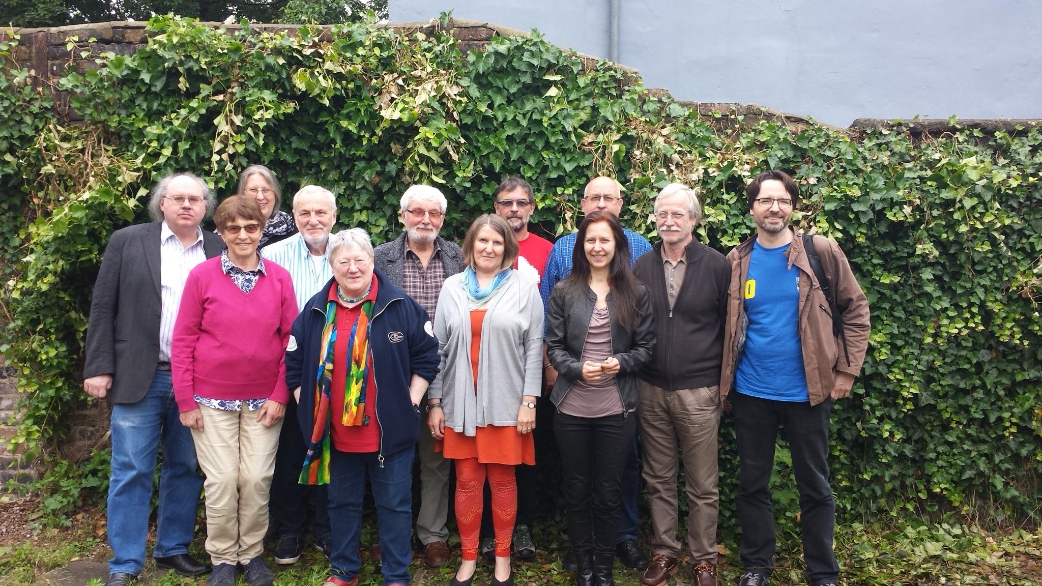 BI-Treffen am 18.6.2016 in Hamm Gegen Fracking